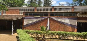 Church near Kigali