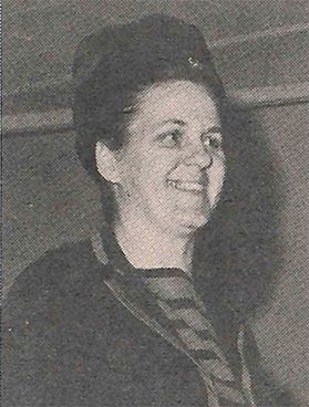 Mrs. Charles W. Conn, National LWWB President