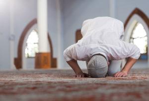 islam prayer